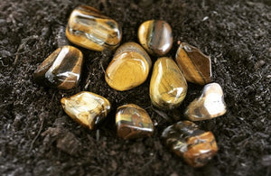 Natural Gems - Tigers Eye