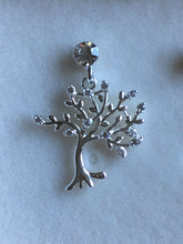 Load image into Gallery viewer, Equilibrium Tree Of Life Earrings