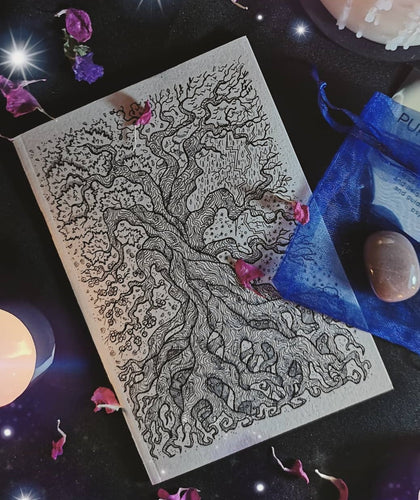 Tree of Life Notebook - Pack of 2