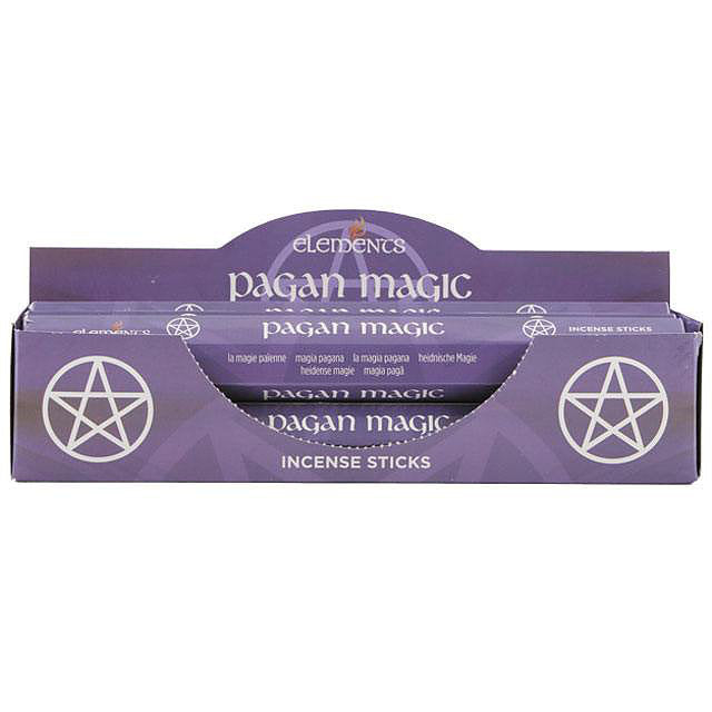 Elements Pagan Magic Incense Sticks