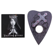 Load image into Gallery viewer, 'Gothic Prayer' design by Anne Stokes Ouija Spirit Board