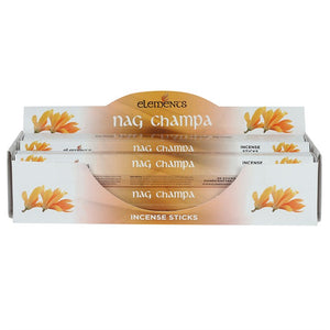 Elements Nag Champa Incense Sticks
