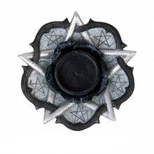 Load image into Gallery viewer, Alchemy Gothic Rose of Ostralanus Tea Light Holder