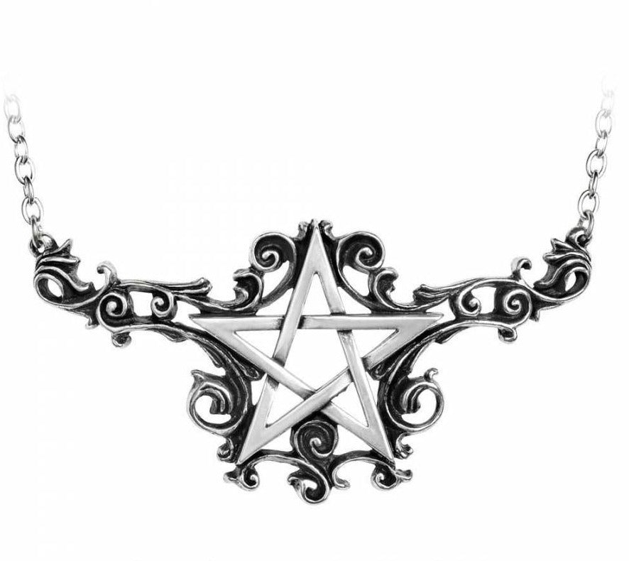 Alchemy Gothic Talismanik Necklace
