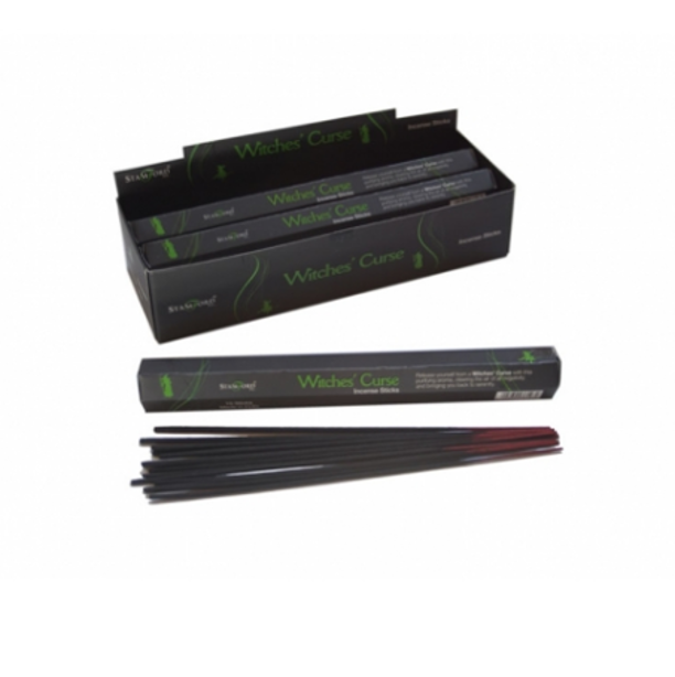 Stamford Witches Curse Incense Sticks