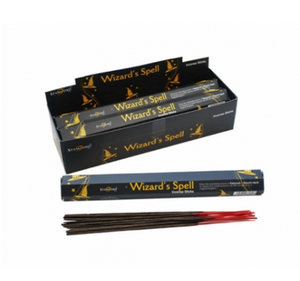 Stamford Wizards Spell Incense Sticks