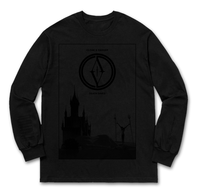 Cloak & Dagger LS T-Shirt (Black)
