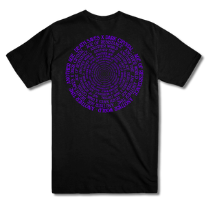 Dark Crystal Concentric T-Shirt
