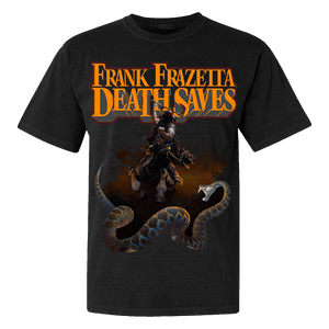 Frazetta Death Dealer VI SS T-Shirt (Black)