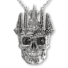 Death Knight Pendant | Silver