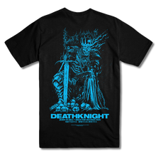 Death Knight T-Shirt (Blue/Gothic)