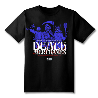 Death Merchants SS T-Shirt (Black)