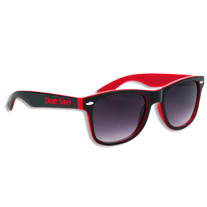 Death Saves Sunglasses (Red)