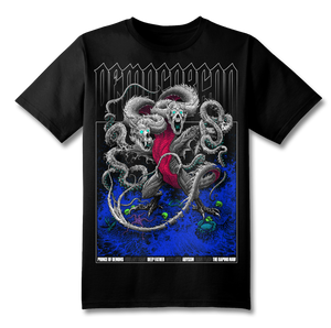 D&D Demogorgon T-Shirt (Blacklight)