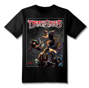 Frazetta Death Dealer V SS T-Shirt