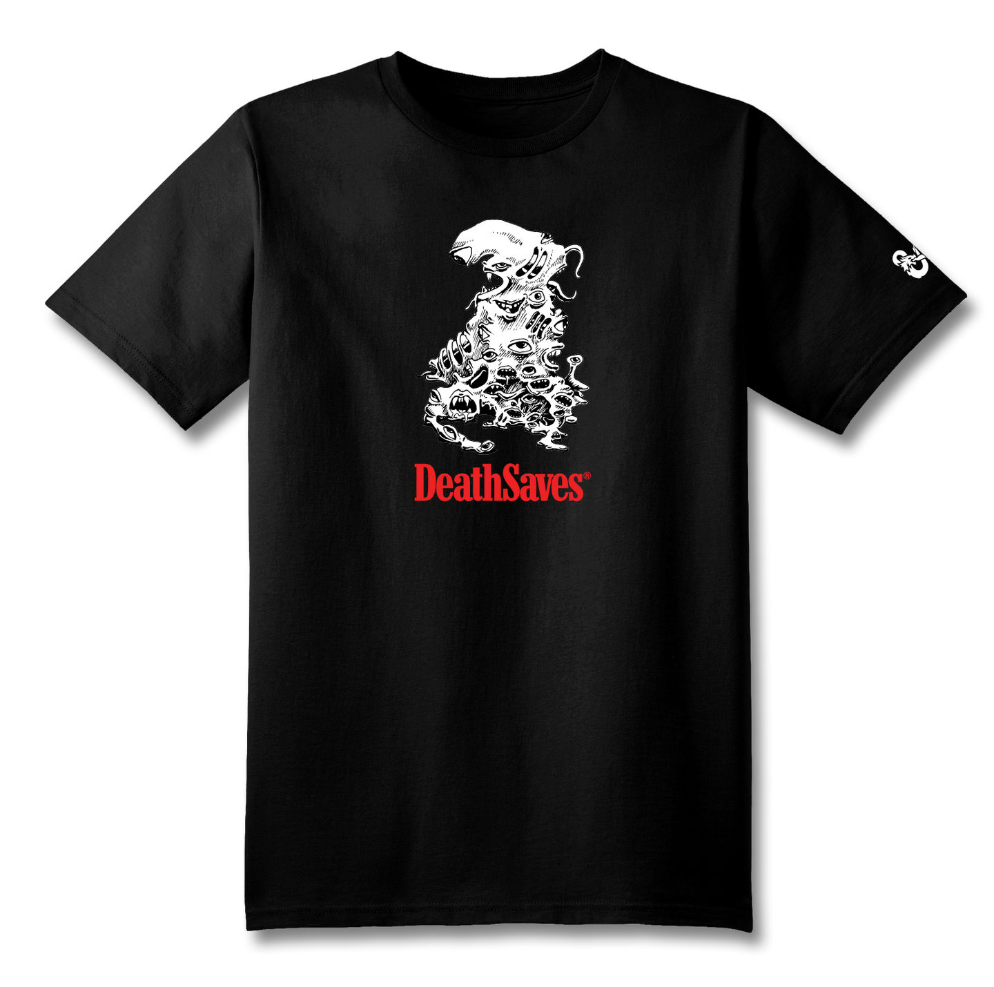 Gibbering Mouther SS T-Shirt (Black)