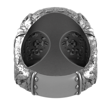 Death Saves Signet Ring | Duality