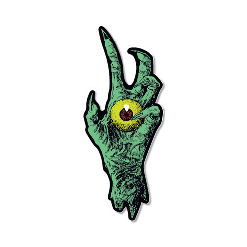 Hand of Vecna Sticker