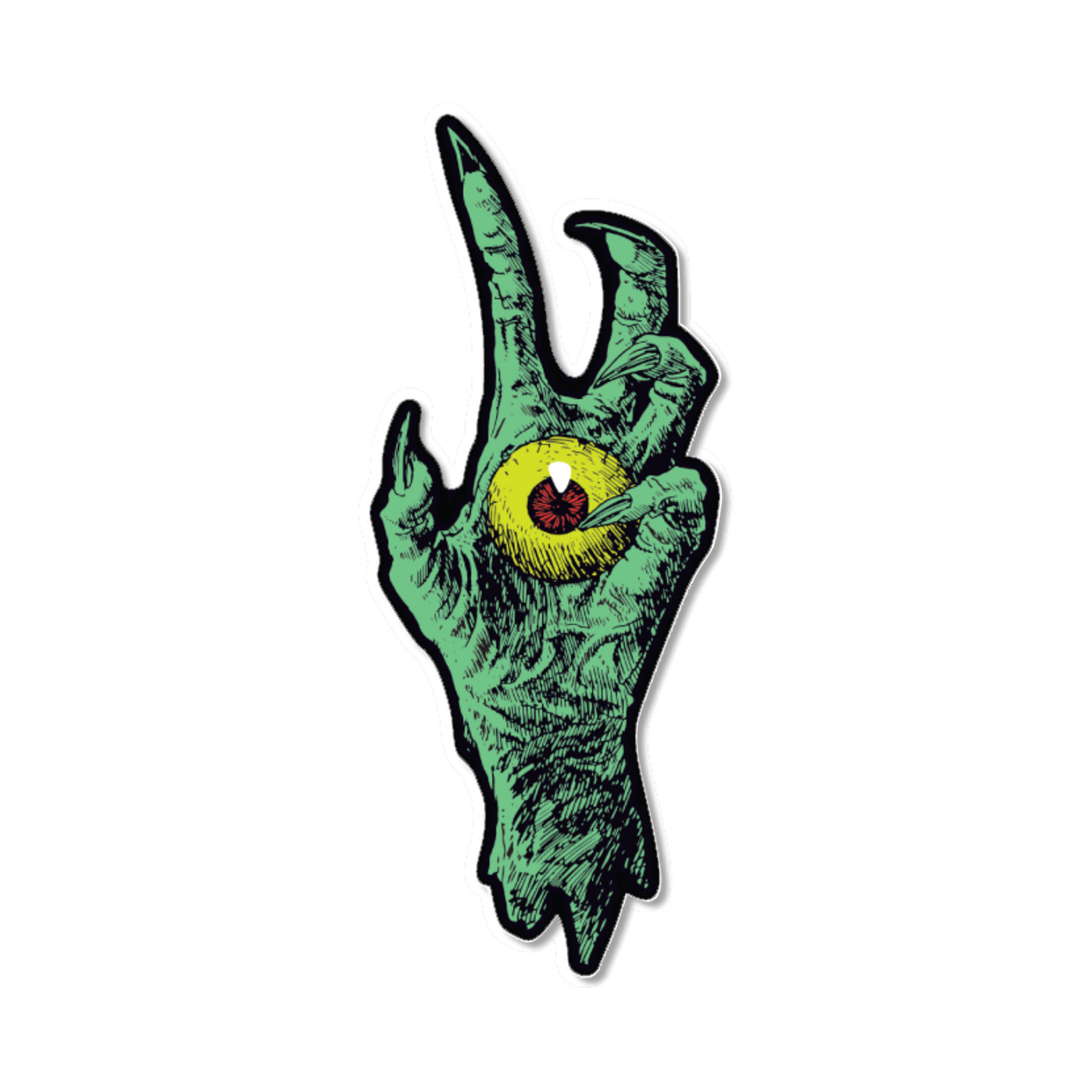 Hand of Vecna Patch