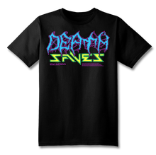 Occult Electronics T-Shirt (Neon) Illustration by Funeral French