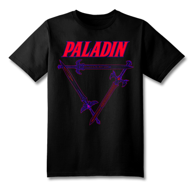 Paladin Swords T-Shirt (Underdark)