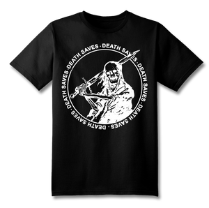 Swordsman SS T-Shirt (Black)