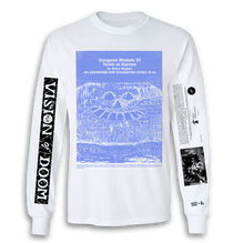 D&D Tomb of Horrors LS T-Shirt (White)