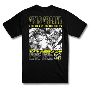 A&A Tour of Horrors T-Shirt