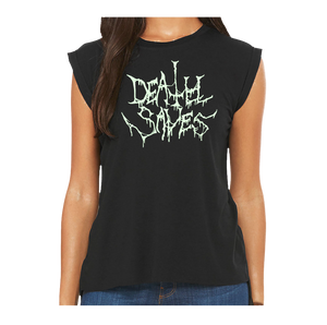 WOMEN'S GID Death Knight T-Shirt (Sleeveless) artwork by Mark Riddick