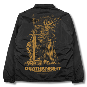 Death Knight Coach Jacket (Gold)