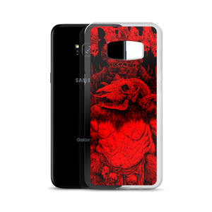 Red Orcus Samsung Case