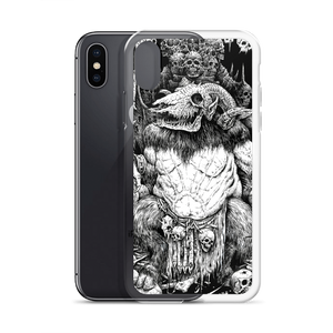 D&D Orcus iPhone Case