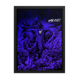 War Kult Framed Poster [18 x 24]