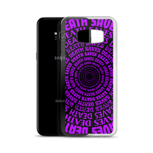 Programmed Illusion [PURPLE] Samsung Case