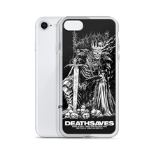 Death Knight [BLACK] iPhone Case