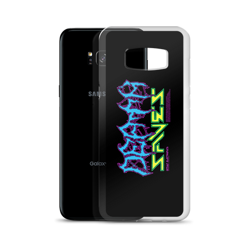 Occult Electronics [BLACK] Samsung Case