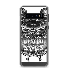 D&D 80s Cartoon Dragon Shield Samsung Case
