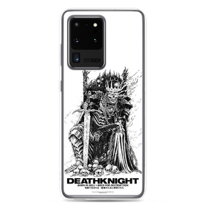 Death Knight [WHITE] Samsung Case
