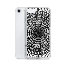 Programmed Illusion [WHITE] iPhone Case