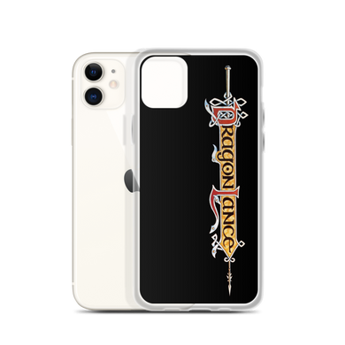 D&D Dragonlance Logo iPhone Case