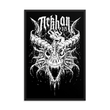 ARKHAN THE CRUEL™ 3:15 Framed Poster