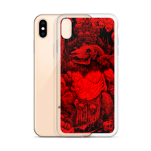 Red Orcus iPhone Case