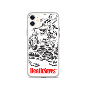 D&D Gibbering Mouther iPhone Case