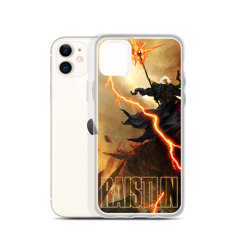 D&D Raistlin iPhone Case