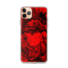 D&D Red Orcus iPhone Case