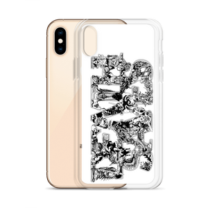 D&D Tribute iPhone Case [WHITE]