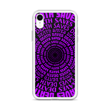 Programmed Illusion [PURPLE] iPhone Case