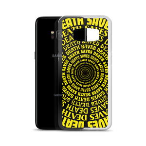 Programmed Illusion [YELLOW] Samsung Case