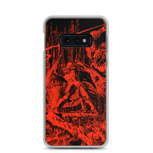 D&D Paladin In Hell Samsung Case