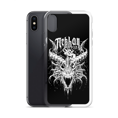 Arkhan 3:15 iPhone Case